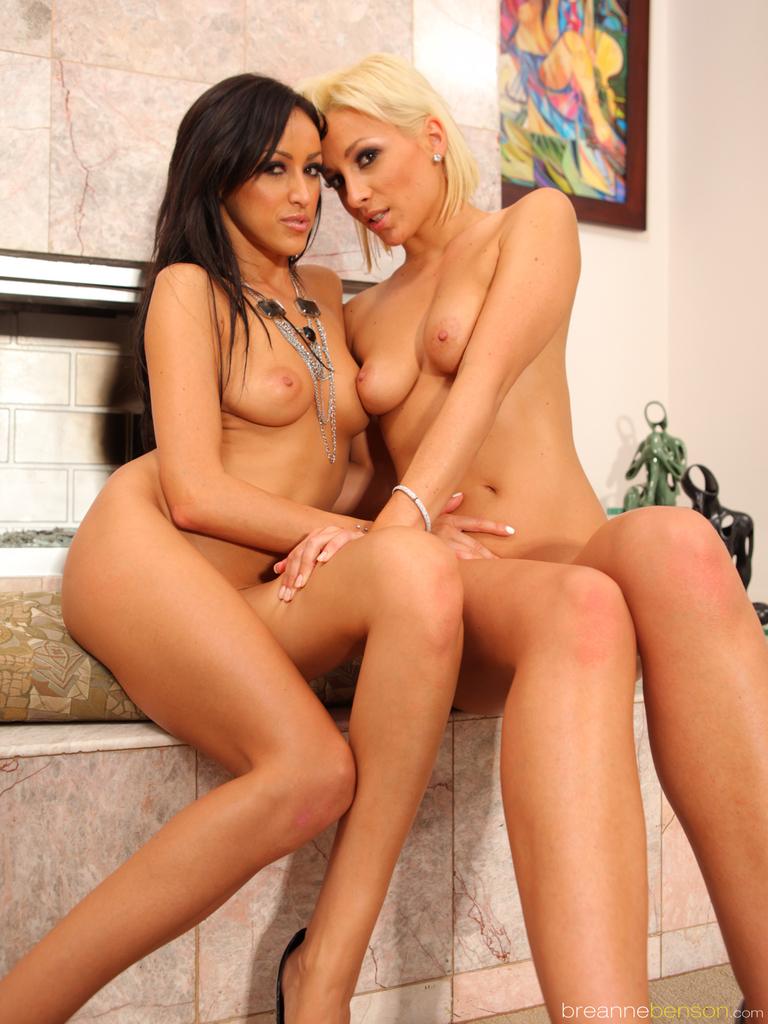 Lesbian famous porn stars